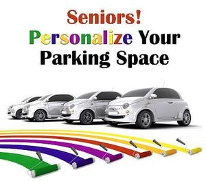 Personalize Your Parking Space