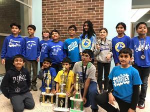 Student Chess Champions