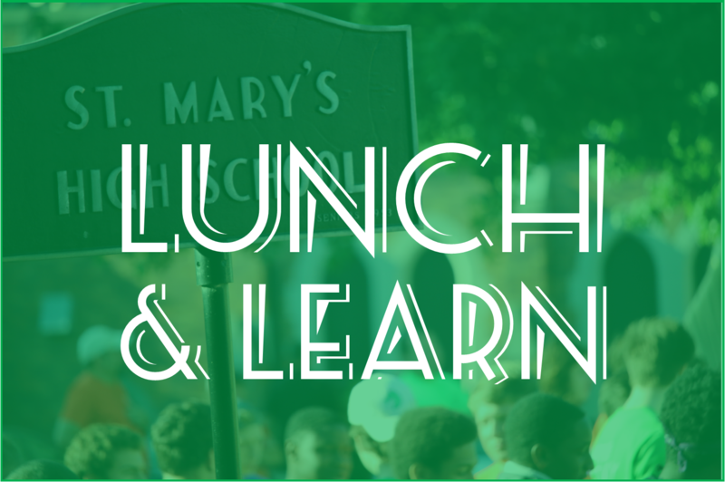 Schedule a virtual session with St. Mary's during your lunch break!