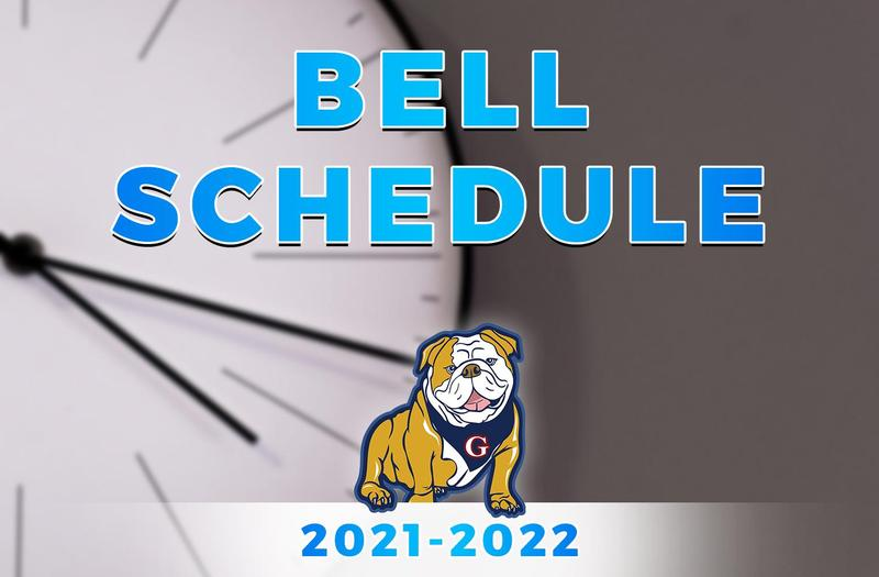 Glenview's 2021-22 Bell Schedule Now Available - Click to Download