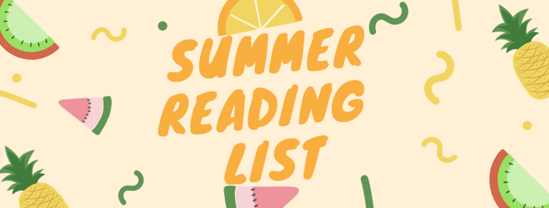 HS Summer Reading Lists Thumbnail Image