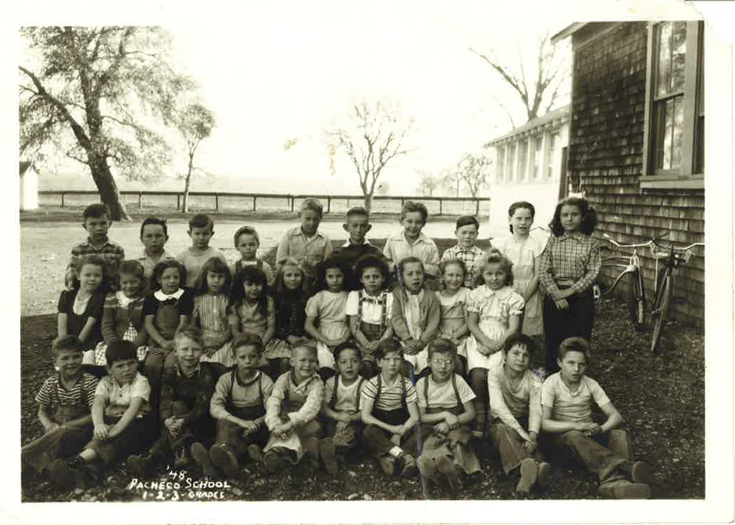 Old Class Picture