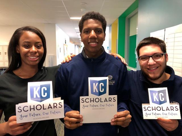 Students Awarded KC Scholars Award Featured Photo