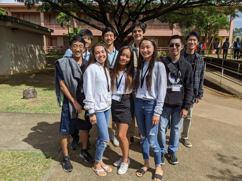 2020 Honolulu District Science and Engineering Fair