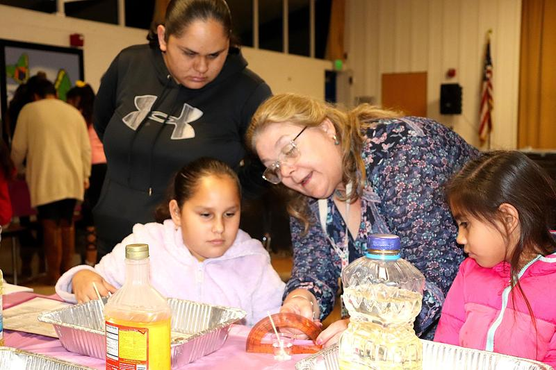 Loma Vista Hosts Their Annual Science Night Featured Photo