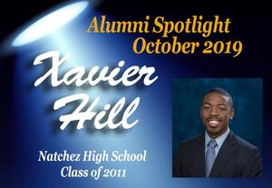 Xavier Hill October 2019 Spotlight