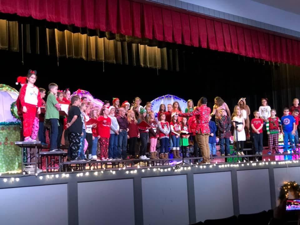 4th Grade Winter Showcase 2019