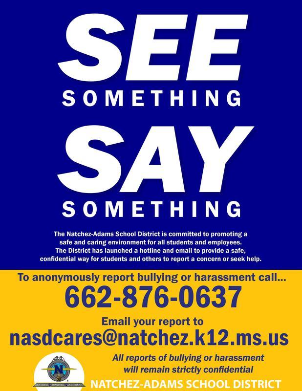 See Something, Say Something Campaign Thumbnail Image