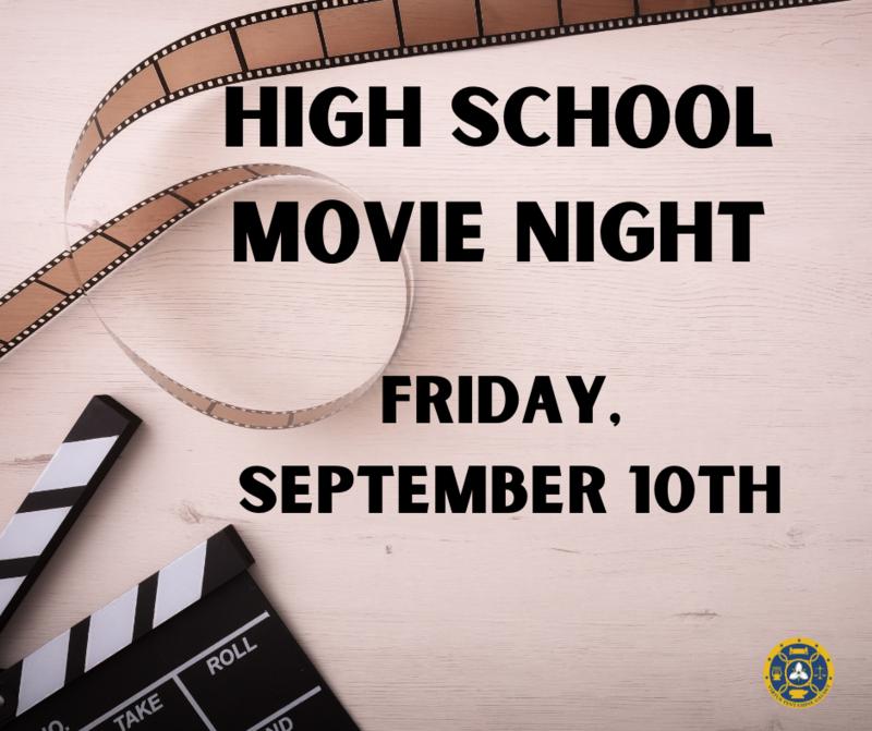 High School Movie Night