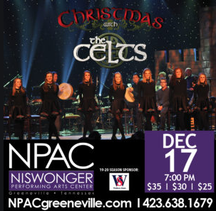 Christmas with the Celts NPAC