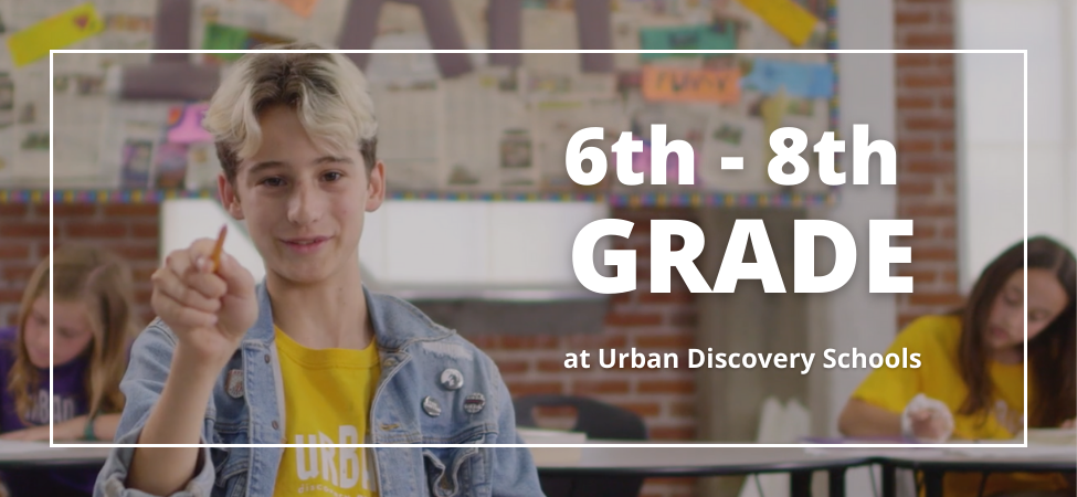6th-8th Grade at Urban Discovery