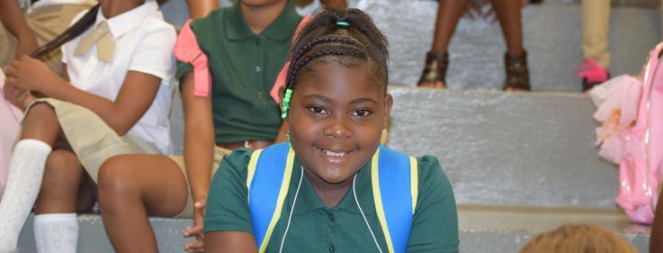 Otken first school day 2018