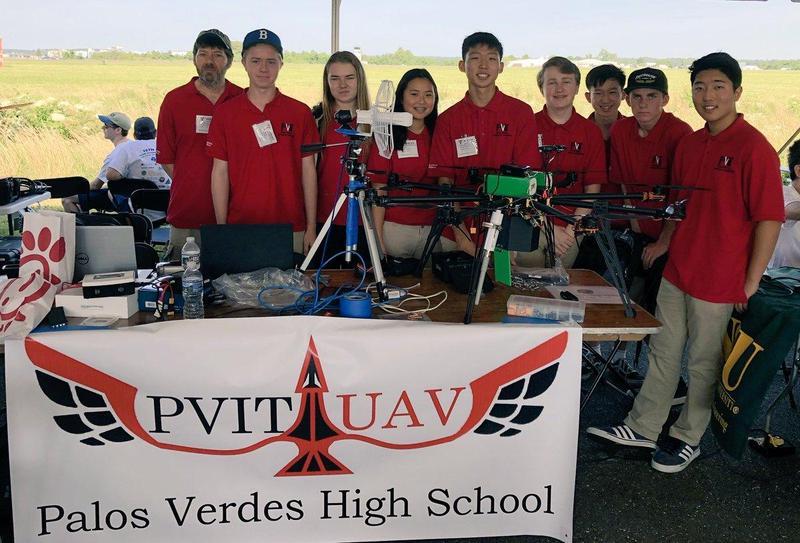 Congrats PVIT UAV Team! Thumbnail Image