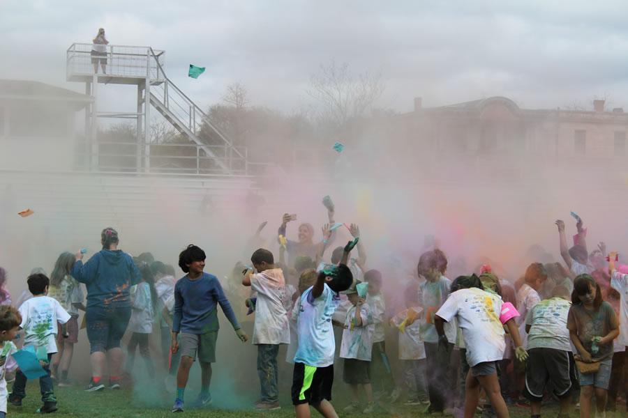 CES Color Run 2018
