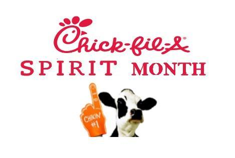 Chic-fil-A School Spirit Competition Featured Photo