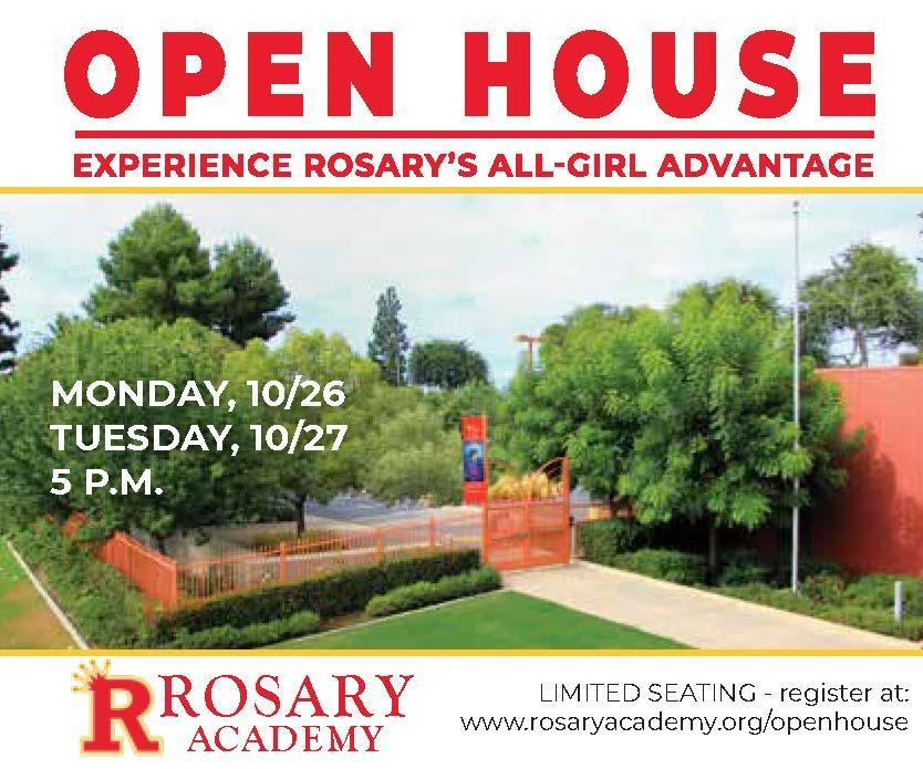 Experience Rosary at Open House! Image