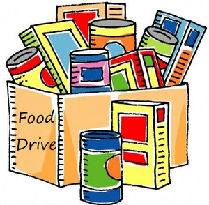 food drive clipart