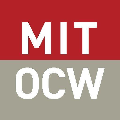 MIT OpenCourseWare logo