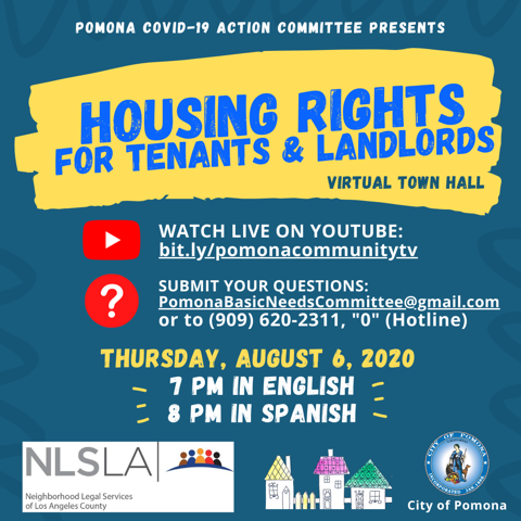 Housing Rights for Tenants & Landlords