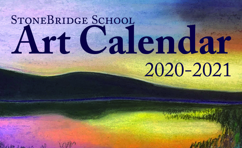 Get Your SBS Art Calendar 2020-2021 Thumbnail Image