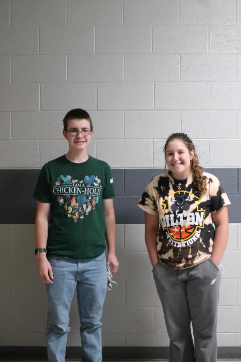 OHS- October Students of the Month Featured Photo