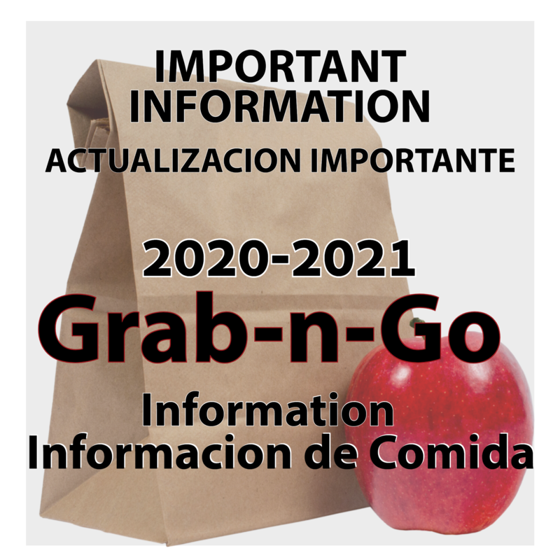 Grab N Go Meal Reminder Image