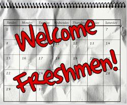 Freshmen First Day Featured Photo