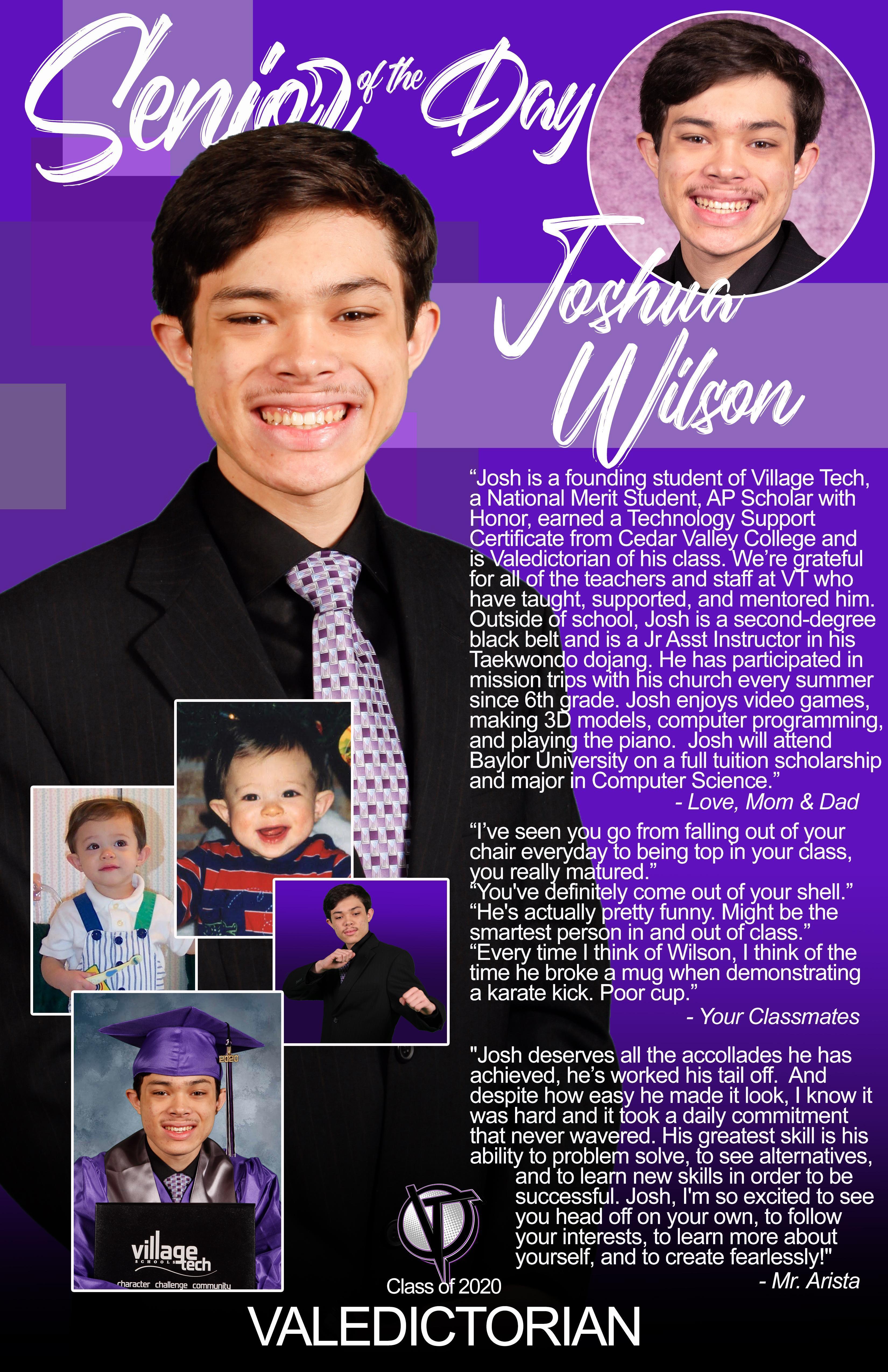 Joshua Wilson