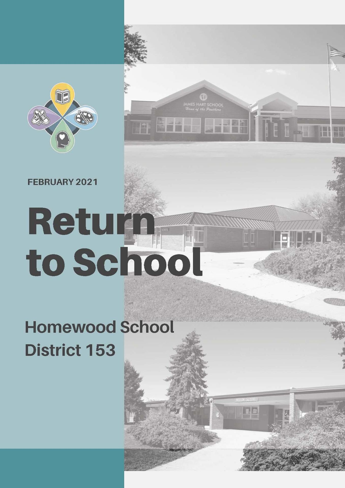 revised return to school plan