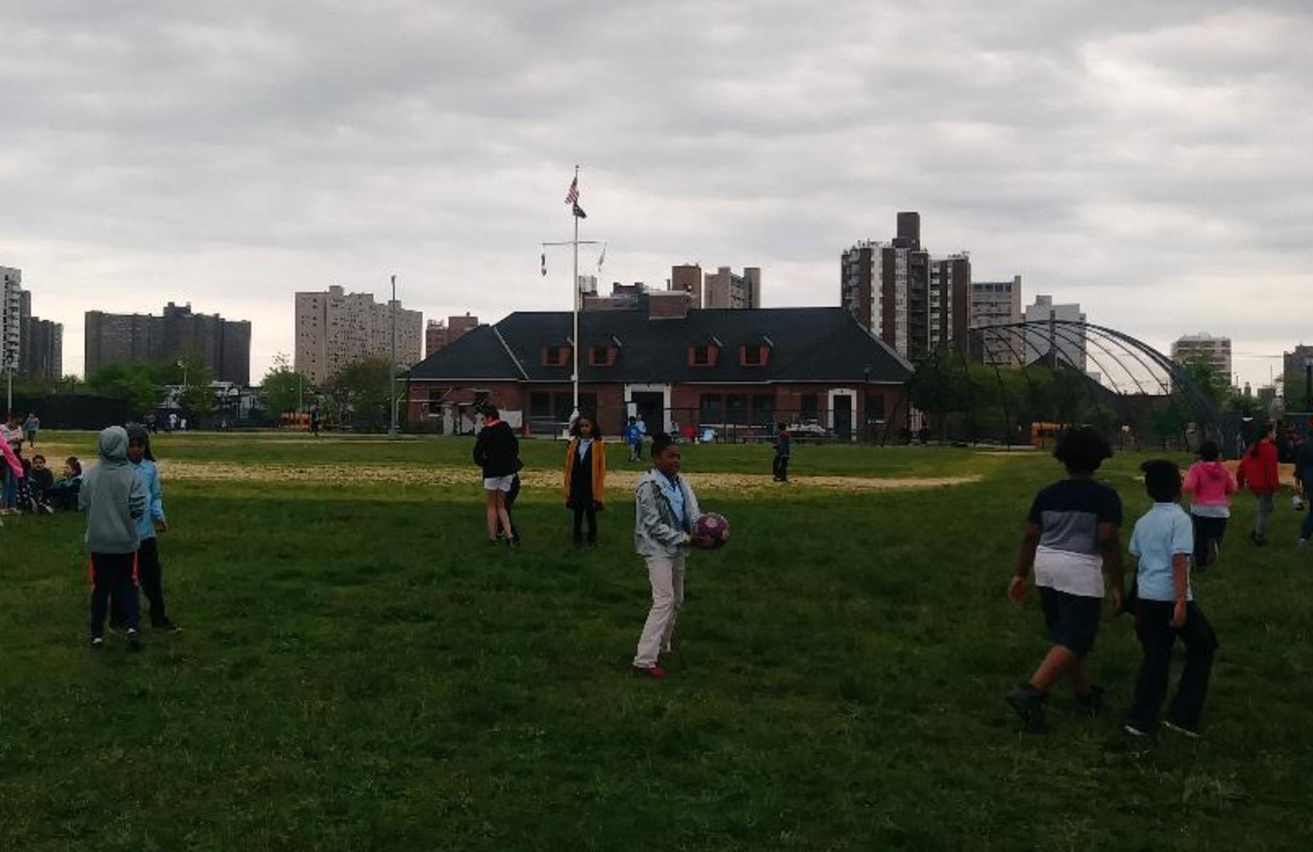 PS90 Field Day