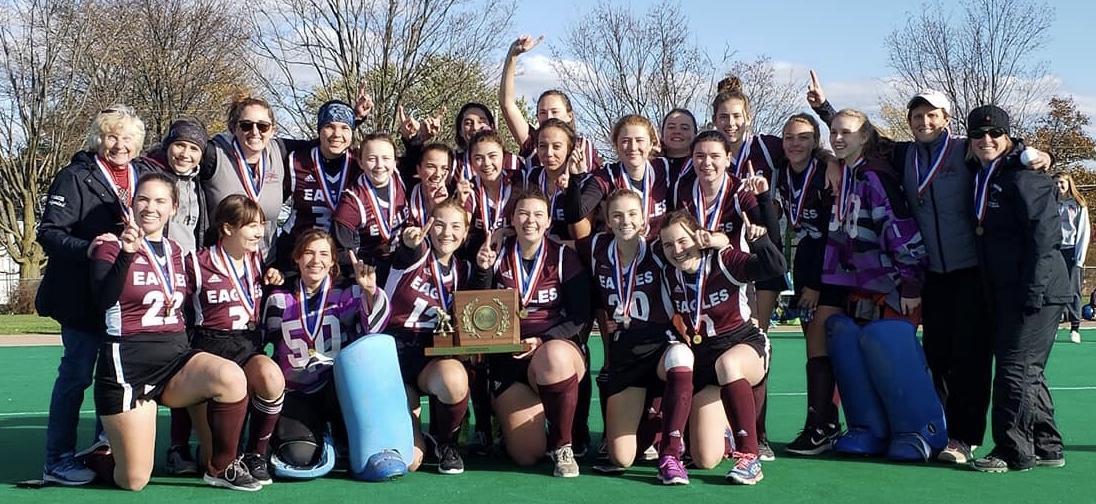 2019 Girls Field Hockey State Champions