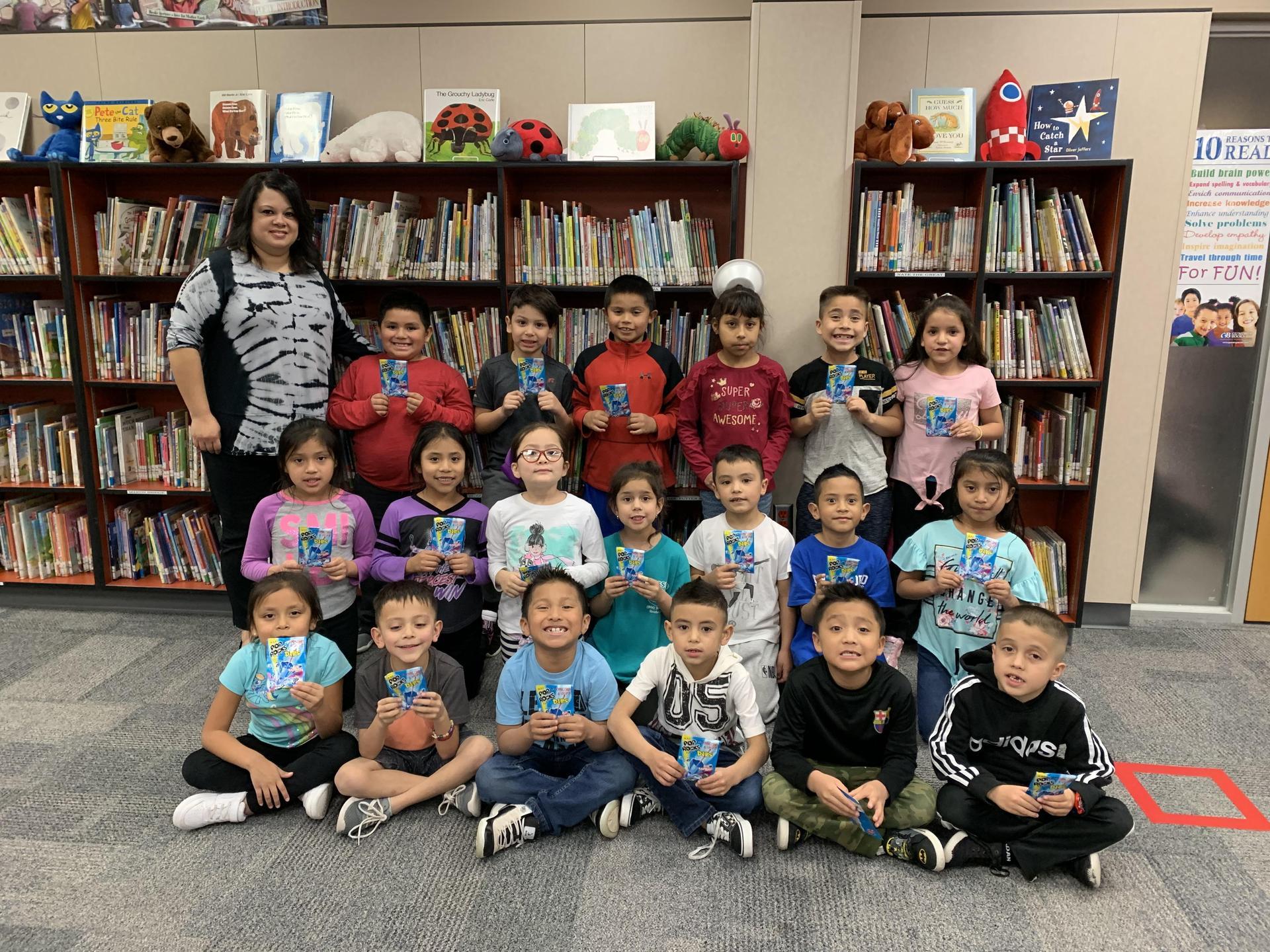 Dr. Seuss Challenge 1st grade winners