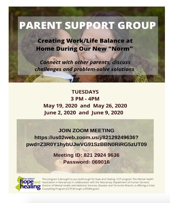 Parent support