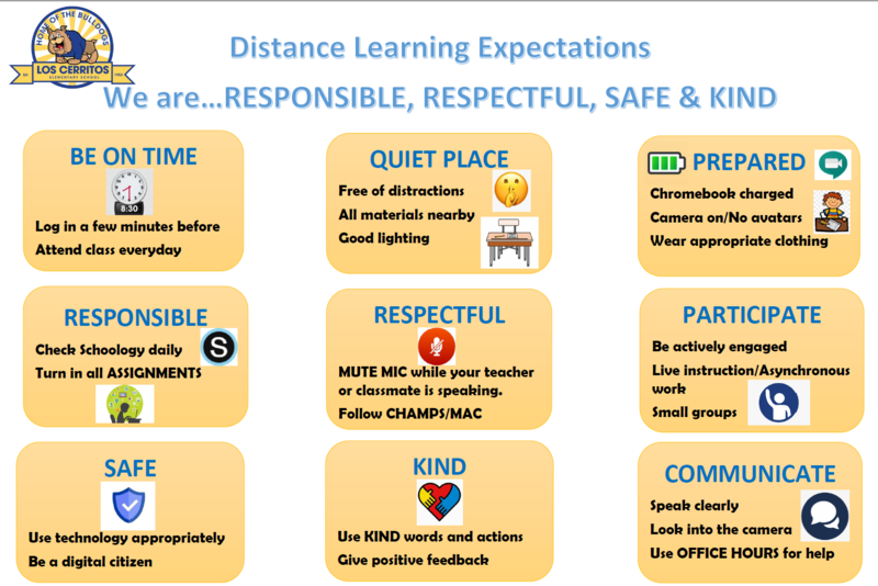 Student Expectations during Distance Learning Featured Photo
