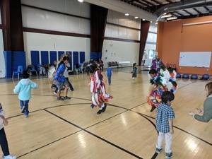 WTSD Choctaw Visit - image 5