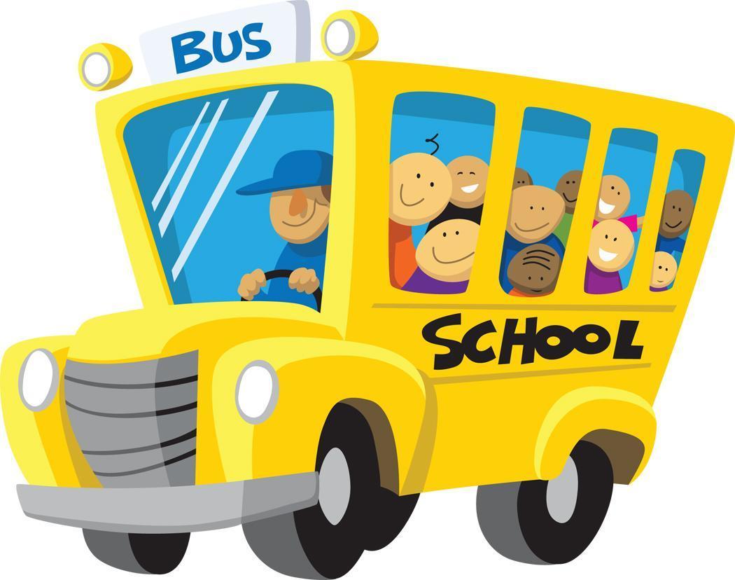 Decorative image of school bus.