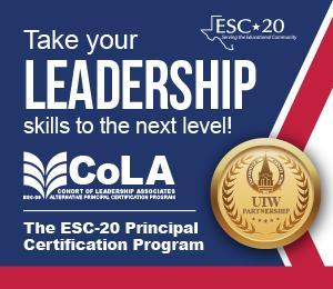 Take your LEADERSHIP skills to the next level!