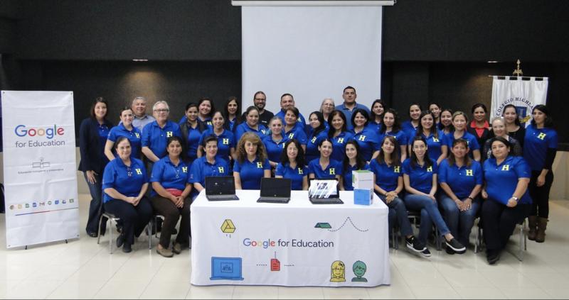 """Colegio Highlands Monterrey tras el reconocimiento """"Google Educator"""" Featured Photo"""