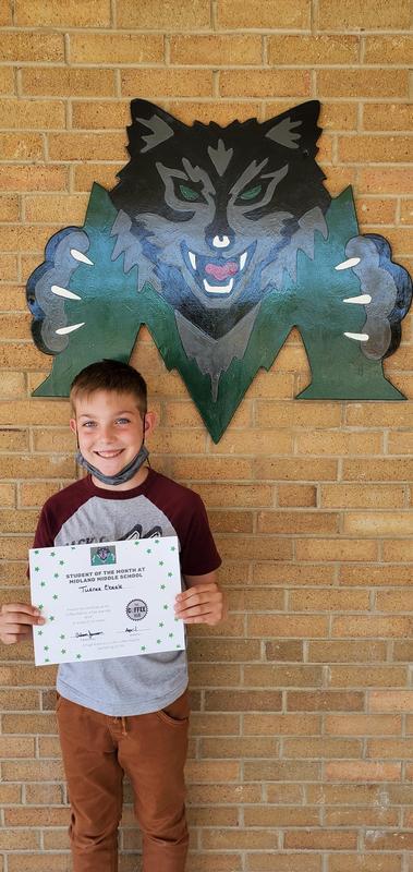 Turner Eberle - 5th Grade