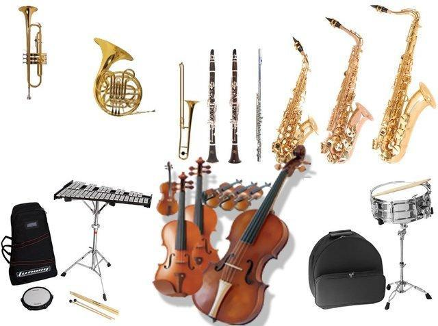 Instrument Rental Event Thumbnail Image