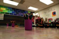 Liberty Art Room