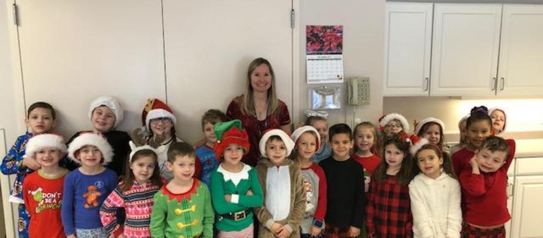 1st Grade Mrs. Mesich's Class
