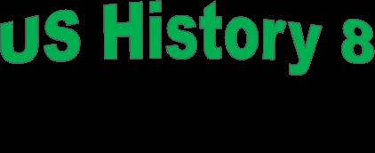 redmond us history 8