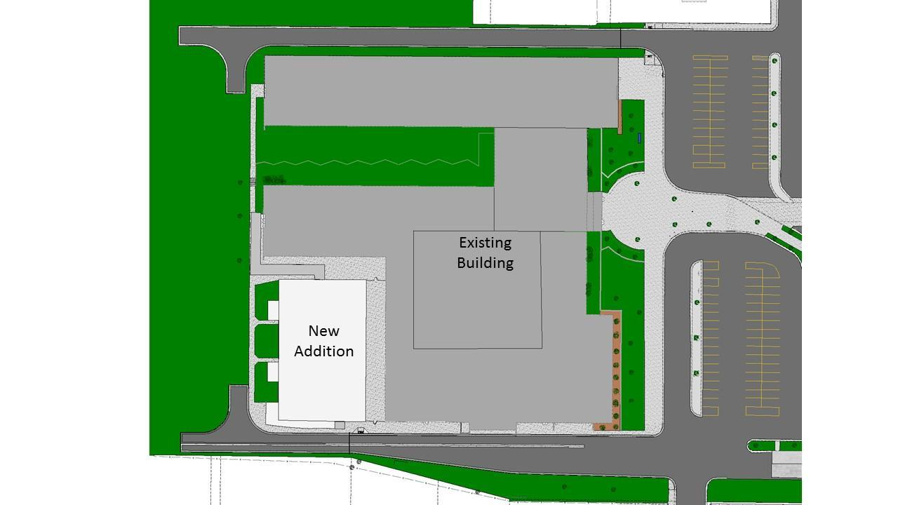 Site Plan View