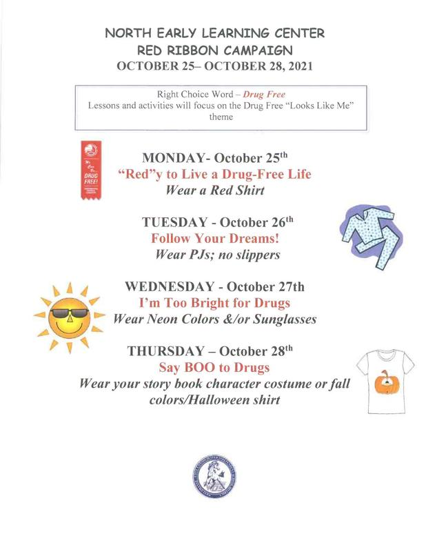 Red Ribbon Dress Up days (Oct. 25-28) Featured Photo