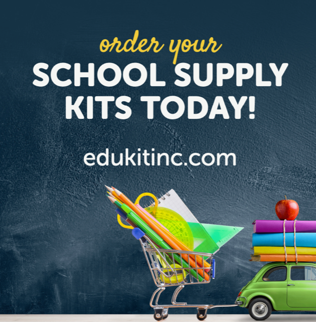 Order you school supply kits today