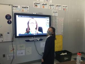 Winners of the St. Timothy's Science Fair were announced virtually.