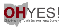 Ohio Healthy Youth Environments Survey for 7th and 9th Graders Thumbnail Image