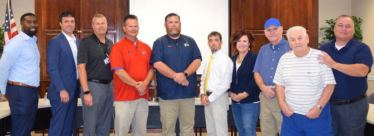 School Board members and High school Coaches