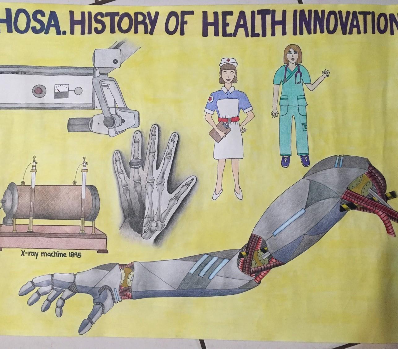 HOSA Poster